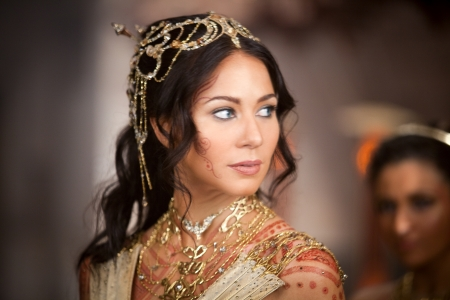 Lynn Collins on Dejah Thoris