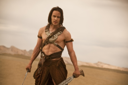 Taylor Kitsch on John Carter