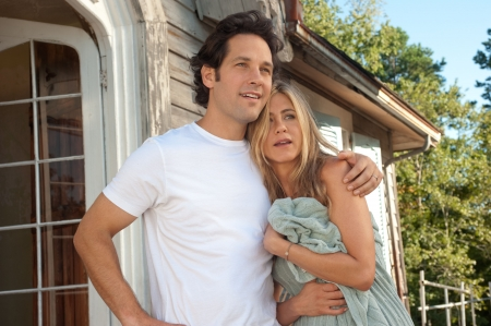 Paul Rudd ja Jennifer Aniston