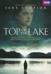 Top of the Lake DVD arvostelu kansi