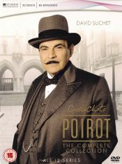 Murder on the Orient Express DVD arvostelu kansi