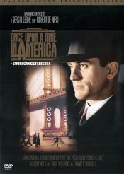 Once Upon a Time in America DVD arvostelu kansi