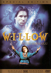 Willow - Special Edition DVD arvostelu kansi