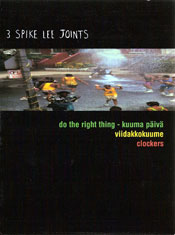 Do the Right Thing - kuuma päivä DVD arvostelu kansi