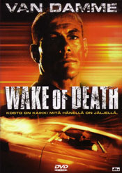 Wake of Death DVD arvostelu kansi