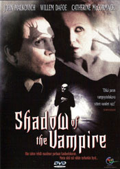 Shadow of the Vampire DVD arvostelu kansi