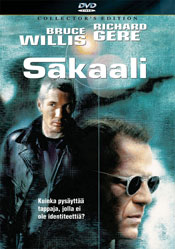 Sakaali - Collector's Edition DVD arvostelu kansi