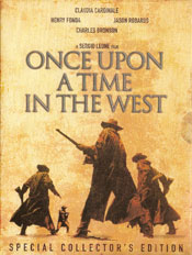 Once Upon a Time in the West - Special Collector's Edition DVD arvostelu kansi