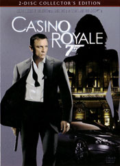 Casino Royale - 2-Disc Collector's Edition DVD arvostelu kansi