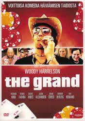 The Grand DVD arvostelu kansi