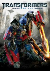 Transformers: Dark of the Moon DVD arvostelu kansi
