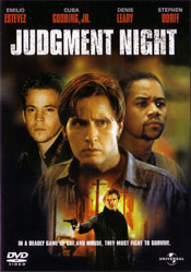 Judgment Night DVD arvostelu kansi