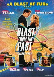 Blast from the Past DVD arvostelu kansi